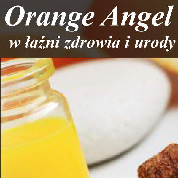 Peeling pomarańczowy w łaźni zdrowia Białystok