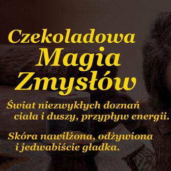 Czekoladowy masaż - magia zmysłów Białystok
