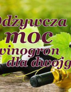 Odżywcza moc winogron dla dwojga w SPA Białystok