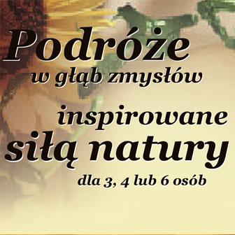 Day SPA inspirowane siłą natury Białystok