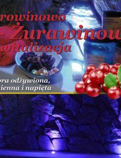 Oferta rewitalizacji borowinowo-żurawinowej w SPA Białystok