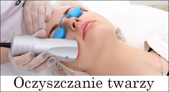 Zabieg oczyszczanie twarzy Białystok