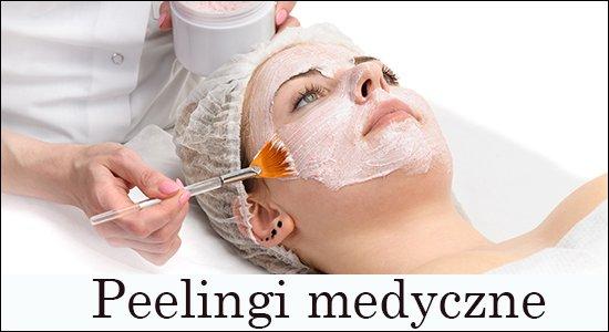 Peelingi medyczne twarzy Białystok
